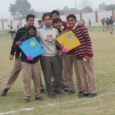 Kite Flying Celebration